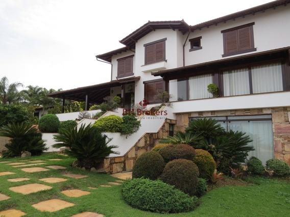 Aluguel De Casa No Belvedere. - 14504