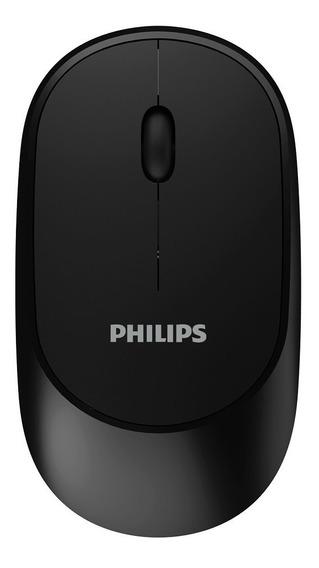 Mouse Sem Fio Original Philips M314 1600dpi 2.4g Exclusivo