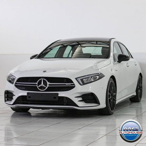 Mercedes-benz A 35 Amg 2.0 Cgi Gasolina Sedan 4matic 7g-dct