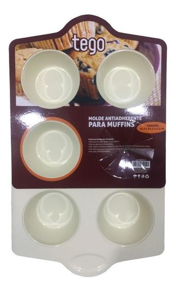 Molde Muffins Ceramica Cocina Utensillos Cocina