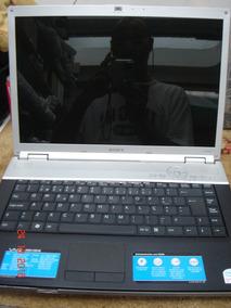 Notebook Sony Vaio Vgn-fz21e Leia O Anuncio