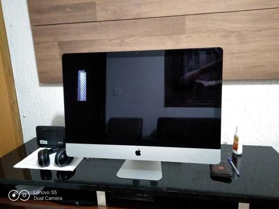 Apple iMac 27 Intel I7 8gb Memória Ram Hd 1tb