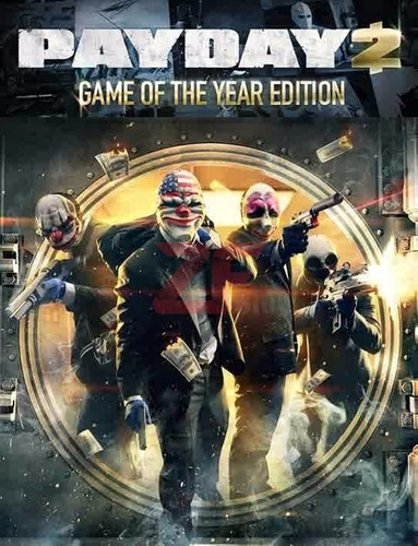 Payday 2 Game Of The Year Pay Day Goty Pc Original + Español