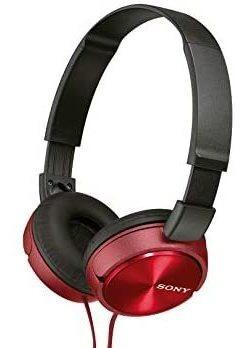 Sony Mdr Zx310ap / R Zx Stereo Headset Series Rojo