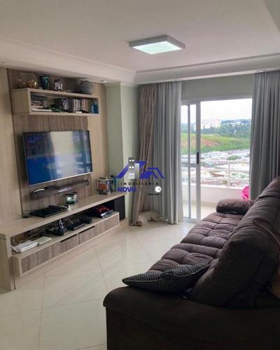 Apartamento Residencial À Venda, Vila São João, Barueri - Ap0084 - 67873734