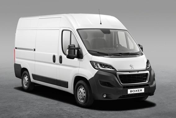Peugeot Boxer Premium 2.2 Hdi 435mh 0km $ 2.277.990