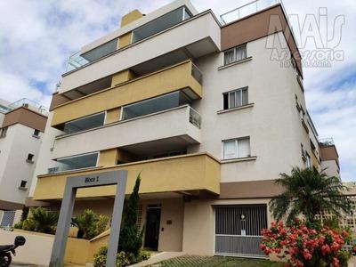 Apartamento Para Venda Em Bombinhas, Bombas, 2 Dormitórios, 1 Suíte, 2 Banheiros, 1 Vaga - Jva2727