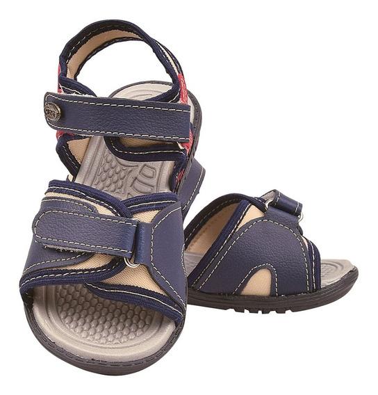 Sandália Infantil Masculino Chinelo Bebe Papete Menino Moda