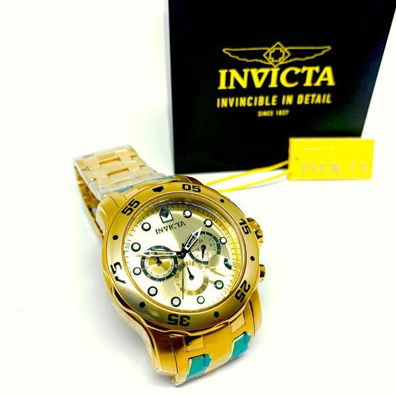 Relógio Invicta Pro Diver 0074 Novo Importado Eua - Original