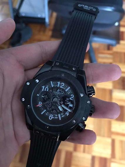 Reloj Black Cronos Funcionales