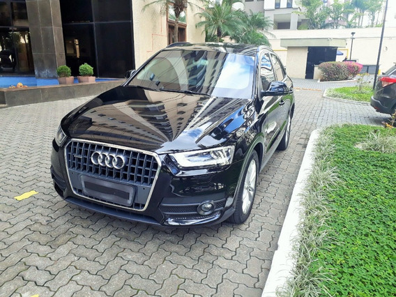 Audi Q3 2.0 Tfsi Ambiente Quattro S Tronic 2015 Blindado