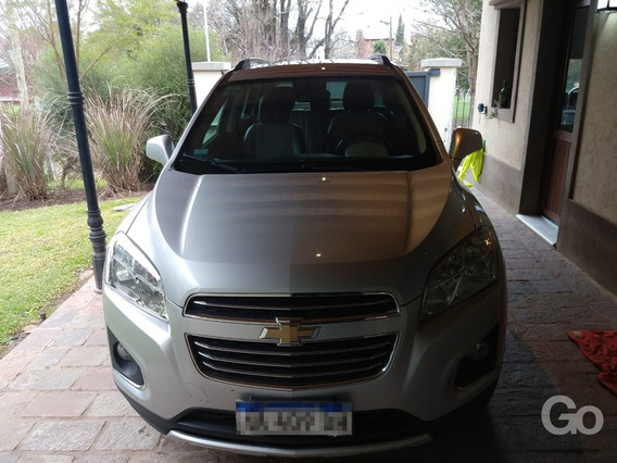 Chevrolet Tracker 1.8 Ltz Plus (+) Aut. 4x4 2016