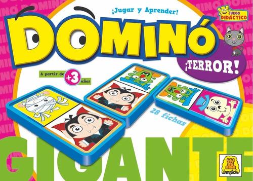 Domino Gigante - Terror - Implas Art. 75