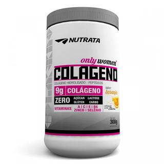Colágeno Hidrolisado - 300g - Nutrata