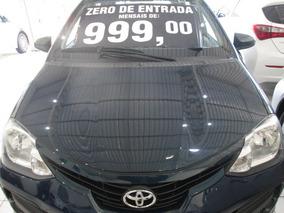 Toyota Etios 1.3 X Completo Unico Dono