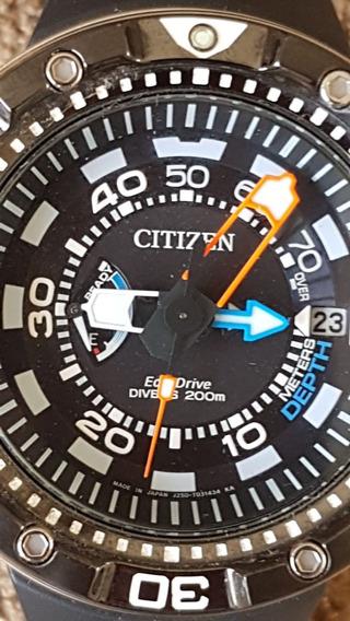 Relógio Citizen Aqualand Promaster Bn2024 Eco-drive