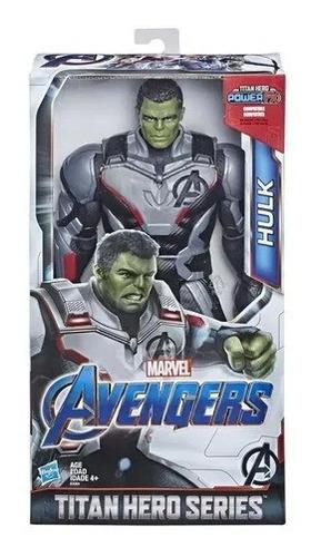 Boneco Hulk Avengers Deluxe Titan Hero Fx 2.0 E3304 Hasbro