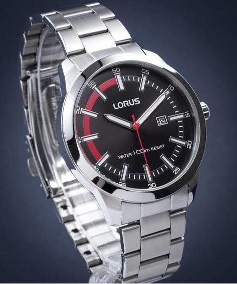 Reloj Para Caballero Lorus By Seiko 45mm Sports