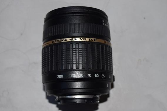 Lente Tanron Nikon 18-200 Mm