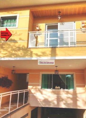 Imagem 1 de 30 de Sobrado Com 2 Suite E 2 Dormitórios À Venda, 160 M² Por R$ 1.198.000 - Ipiranga - São Paulo/sp - So0745