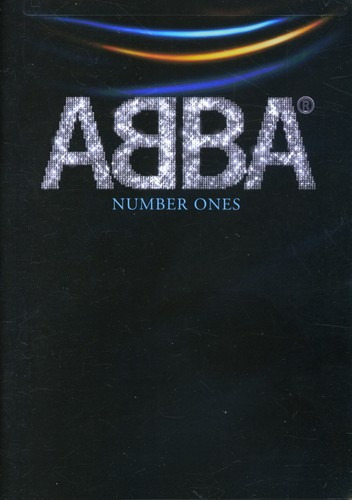Abba: Number Ones Dvd Us Import