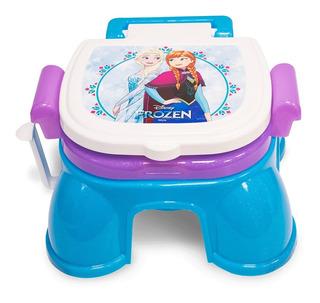 Pelela Infantil 3 En 1 Disney Frozen Con Brillos Babymovil