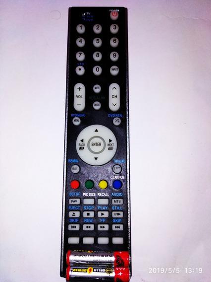 Controle Remoto Tv Lcd Led Semp Toshiba Ct-90333 + Pilhas