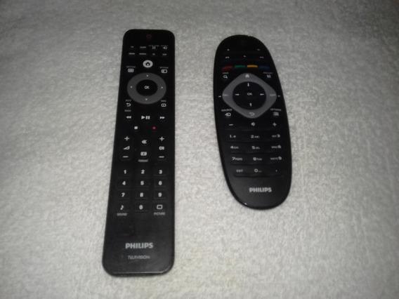 Controle Original Tv Philips Led E Lcd Preço Unitario