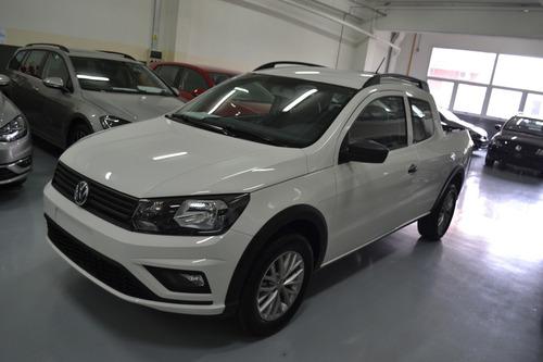 Volkswagen Saveiro 1.6 Comfortline Cab Doble // Pestelli