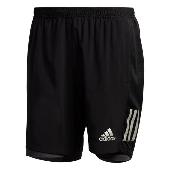Short Con Calza adidas Own The Run Hombre Running