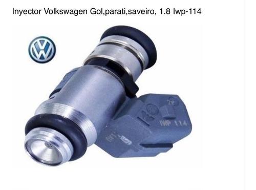 Inyector De Volkswagen Gol 1.8 Golf Paparati Santana Iwp114