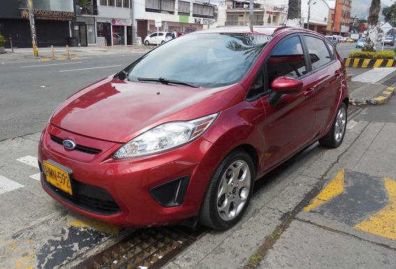 Ford Fiesta 2013 Mec 1.6 Hb