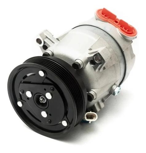 Imagem 1 de 4 de Compressor Ar Cond Substitui Zexel Corsa Celta 99 A 03 Adapt