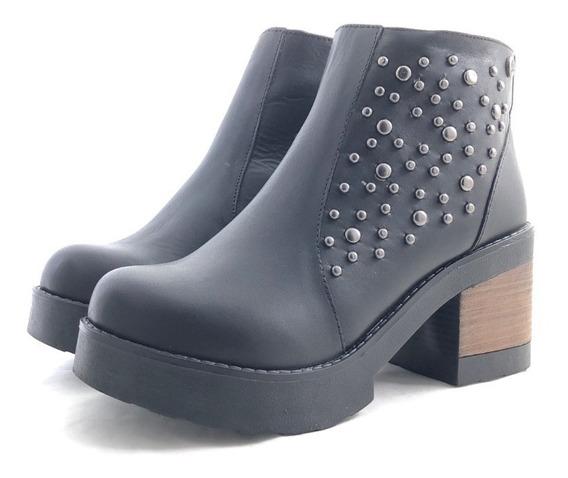 Citadina Luana Borcego Cuero Elásticos El Mercado De Zapatos