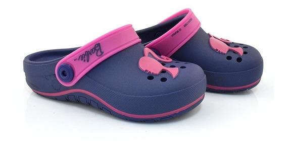 Babuche Barbie Glitter Grendene Infantil 21716