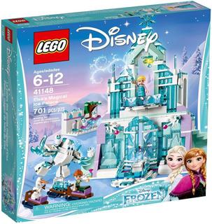 Lego Disney Frozen Palacio Mágico De Hielo 700 Piezas 41148