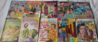 El Libro Sentimental, Lote De 10 Cómics De Los 80´s Y 2000