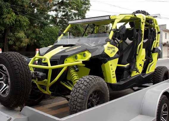 Can Am Maverick X Ds 1000 Rzr R 2015 Equipo Extra