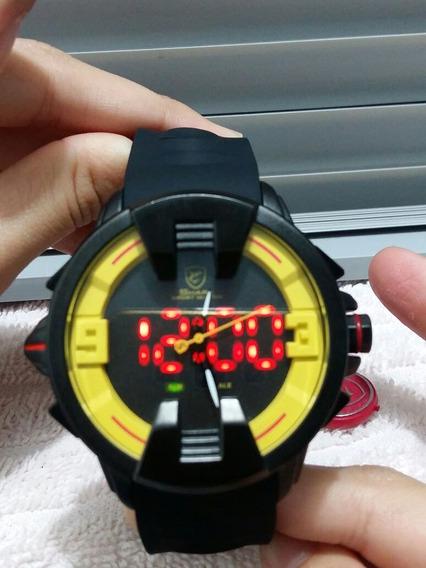 Relógio Shark Ds 0331 Alemão Original