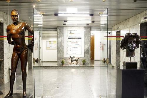 Locação De Uma Laje Com 292m² , Em Edifício Altíssimo Padrão Em Plena Av. Paulista - 353-im482879