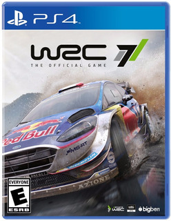 World Rally Championship 7 Wrc 7 Ps4 Delivery Stock Ya