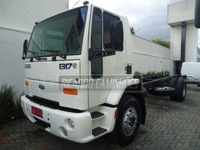 Ford Cargo 1317 Caminhao Toco 4x2 Com O Chassi De 6,50 Mtrs