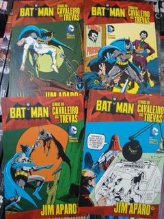Batman Lendas Jim Aparo Volumes 1 A 4