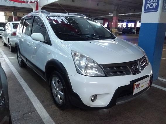 Nissan Livina 1.8 Sl X-gear Flex Automático Sem Entrada Uber
