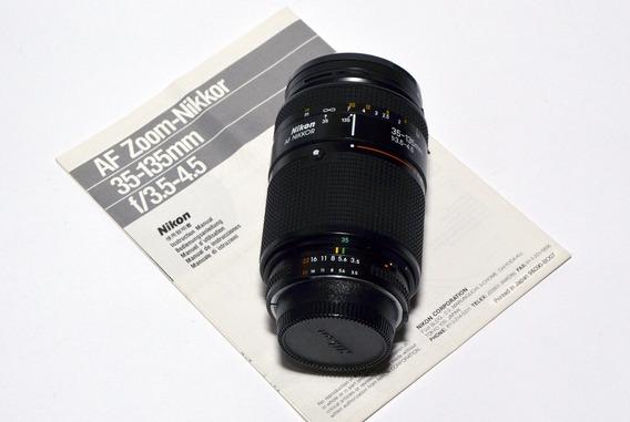 Objetiva Af Zoom-nikkor 35-135mm 1:3.5-4.5