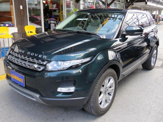 Land Rover Ranger Rove Evoque 2013