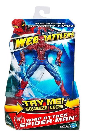 Spiderman Muñeco Mueve Brazos Original Hasbro Varios Modelos