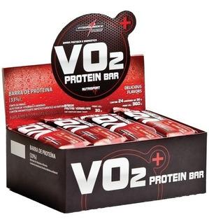 Vo2 Protein Barra De Proteina Integralmedica 24 Unid