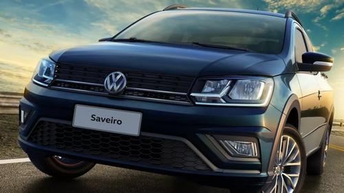 Volkswagen Saveiro 1.6 Highline My21 #09