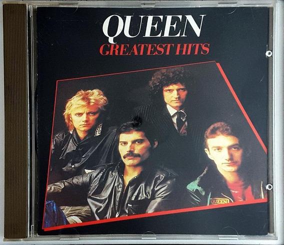 Cd Queen - Greatest Hits Importado - Gd